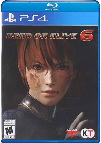 Dead Or Alive 6 – Standard Edition – PlayStation 4