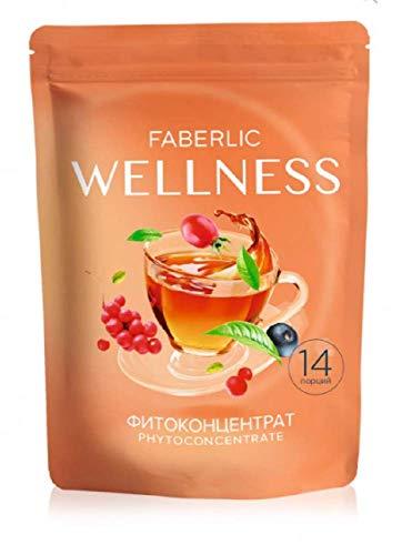 Faberlic Instant Wellness Tea Burns Fat and Antioxidant