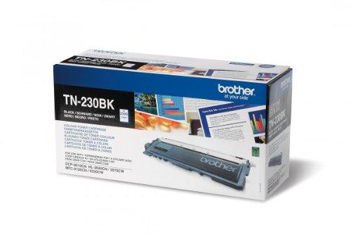 Brother DCP-9010 CN (TN-230 BK) - original - Toner schwarz - 2.200 Seiten
