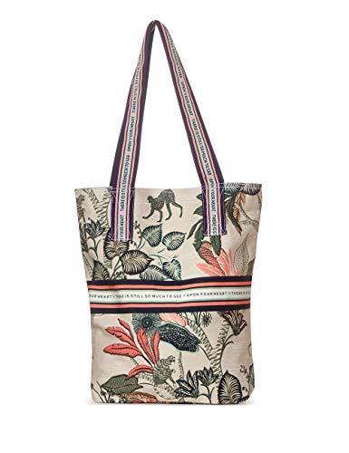 Cecil Damen 580529 Tasche, simply khaki, One Size