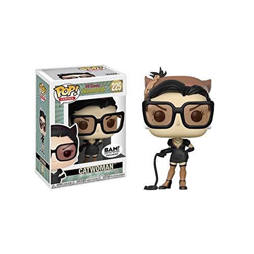 Funko Pop! DC Bombshells: Catwoman Sepia Exclusivo