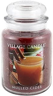 Village Candle Mulled Cider Jar Candle 26 oz
