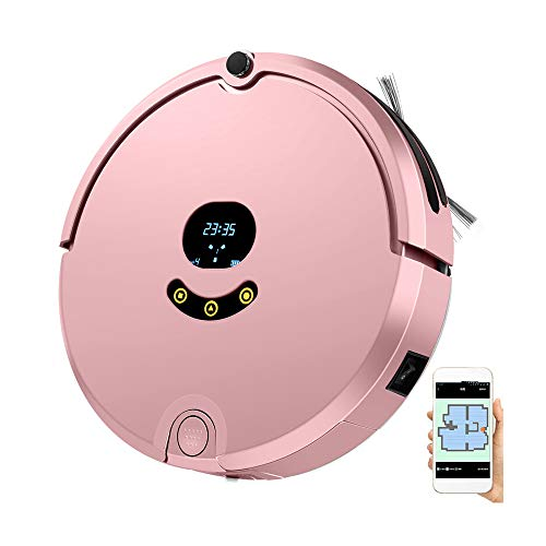 Learn More About NCBH Robot Vacuum Cleaner Super Quiet Smart Self-Charging Cleaning Robotic Auto Swe...