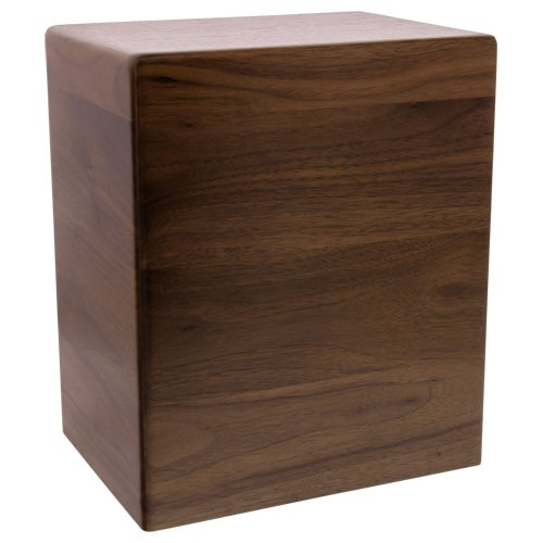 Arden Walnut Wooden Cremation Urn
