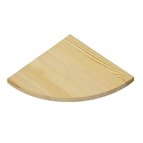 WTT Klaptafel/scheidingplank van hout, verstelbaar, wand van massief hout, wandplanken, 25 x 1,7 cm, draaibaar