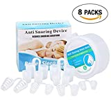 Yeesun Anti Snoring Devices Nose Vents for Stop Snoring Snore...