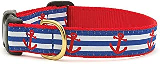 Up Country C/L & Anchors Aweigh Dog Collar Width 1