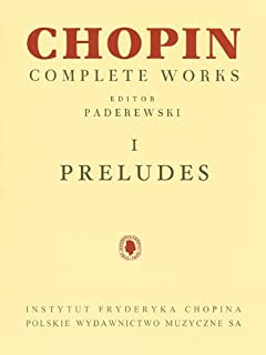 Preludes: Chopin Complete Works Vol. I