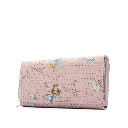 Lulu Castagnette Orasie Geldbörse, Rosa, Rosa (Pink) - 43185_284981