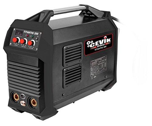 Cevik CE-TITANTIG200 Equipo de soldadura