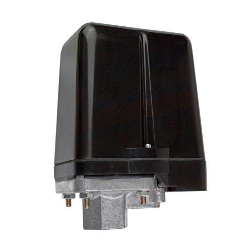 Speck Druckschalter MDR 5/8 3-polig Luft Öl Wasser Condor 2 bis 8 bar Pumpensteuerung Druckwächter für Druckkessel Wassertank Hauswasserwerk