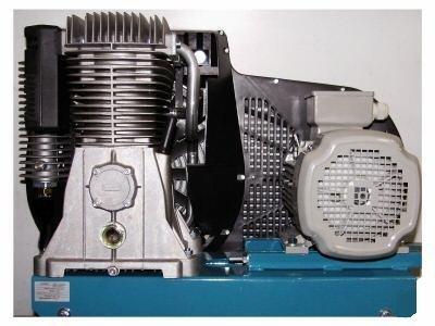 Kompressoren - Aggregat (Oberteil) 750/11 - 4,0 KW...