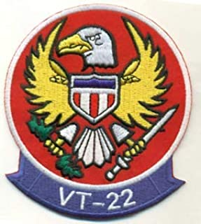 US Navy VT-22 Golden Eagles Throwback Patch New!!! by HighQ Store