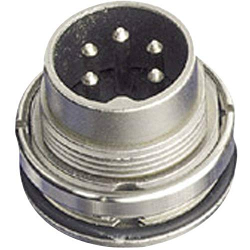 Amphenol C091 31W004 100 2 Conector Circular Enchufe Serie: C091 Tot Polos: 4 1 ud.