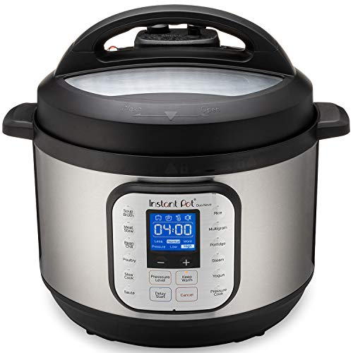 Instant Pot Duo Nova Pressure Cooker 7 in 1, 10 Qt Now $99.99 (Was $149.99)