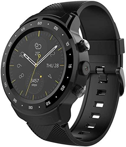 Adulto Wifi Plug-In Cartoon Posicionamiento Impermeable Al Aire Libre Posicionamiento Bluetooth Multi-Función Deportes Smart Watch