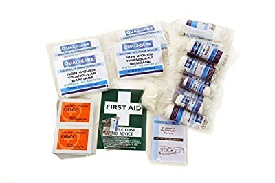 QF1110R Qualicare First Aid Refill Kit HSE 10 Person from Qualicare