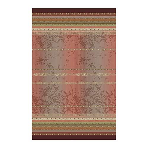 Bassetti Foulard Malve R1 - Foulard (350 x 270 cm), Color Rojo