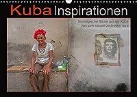 Kuba Inspirationen (Wandkalender 2022 DIN A3 quer): Nostalgische Eindruecke von einem Kuba, das sich rasant veraendern wird. (Monatskalender, 14 Seiten )