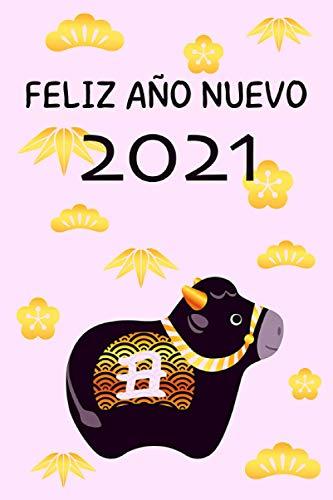 FELIZ AÑO NUEVO CHINO: CUADERNO LINEADO | DIARIO, CUADERNO DE NOTAS, APUNTES O AGENDA | REGALO CREATIVO Y ORIGINAL | Ref. 10012