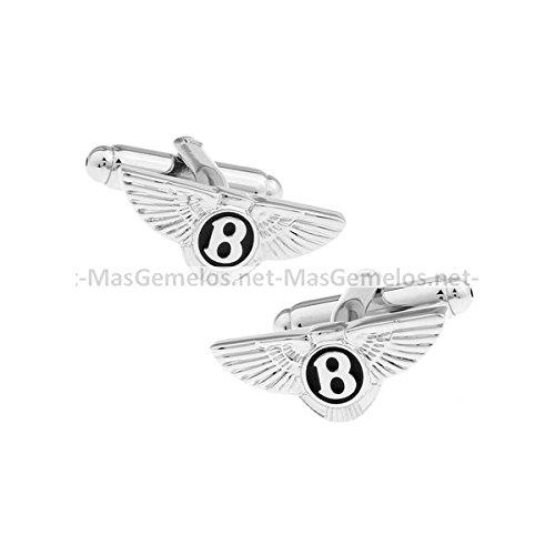 MasGemelos - Manschettenknöpfe Bentley Manschettenknöpfe