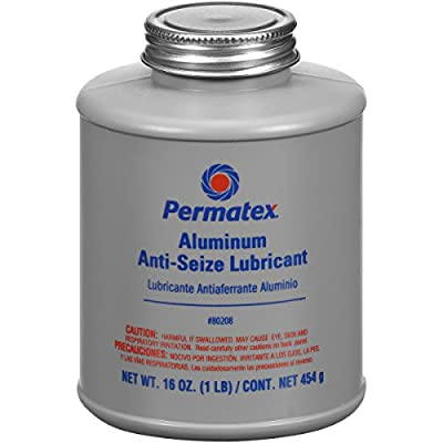 Permatex 09975 Counterman's Choice Anti-Seize Lubricant, 4g Pouch