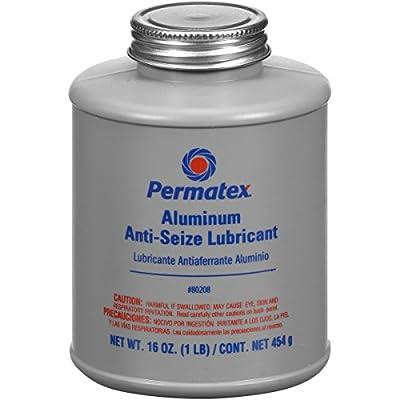 Permatex 09975 Counterman's Choice Anti-Seize Lubricant, 4g Pouch