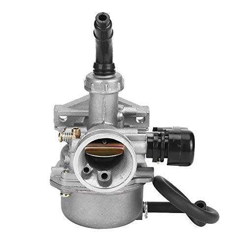 Carburador de motor de 19 mm, repuesto de carburador de motocicleta apto para ATV Dirt Bike 50cc 70cc 90cc 110cc 125cc PZ19