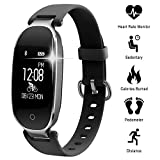 Fitness Tracker for Men Heart Rate Monitors Step Counter Activity Trackers Smart Bracelet