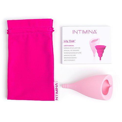 INTIMINA Lily Cup Menstruationstasse, GrößeA - 4