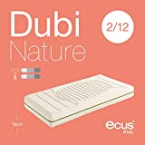 Ecus Kids Colchón para niños con doble lecho - Dubi Nature - Colchones para niños, 190x090