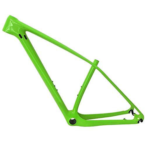 LJHBC Marco de Bicicleta Fibra de Carbono T1000 Cuadro de Bicicleta de...