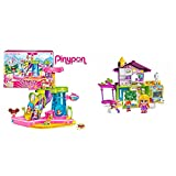 Pinypon Wow Water Park, Parque Acuático (Famosa 700015562) + Cole (Famosa 700014102)