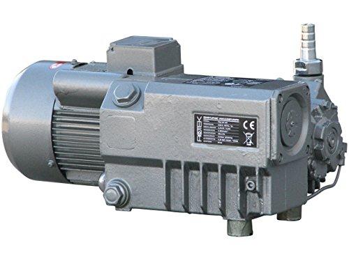 Rotek Vakuumpumpe 20m3/h, 900W Leistung für 230V/50Hz