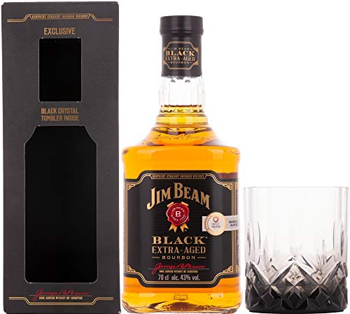 Jim Beam Black Extra-Aged Bourbon - 700 ml