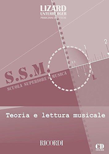 TEORIA E LETTURA MUSICALE