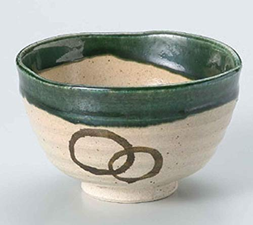 Purchase Oribe 5.1inch Set of 5 Matcha Bowls Ceramic Made in Japan