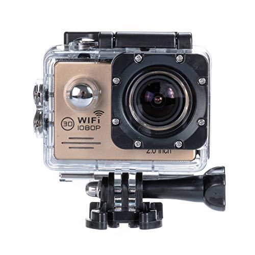WQYRLJ 1080P Sport Camera, Outdoor Action DV Accessoires Waterdichte Onderwater 30M Case voor Camera met 170° Brede Hoek Lens 2