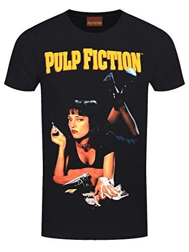 Pulp Fiction Classic Poster T-Shirt S