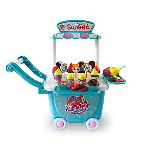 carrito helados de la marca YUEBAOBEI