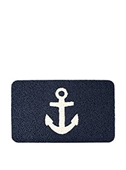 Kikkerland Anchor Doormat 30 by 18-Inch