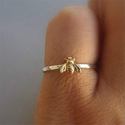 Rurah Fashion Simple Bee Ring fo...