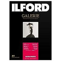イルフォード インクジェット用紙 サテンフォト 厚手 半光沢 A4 100枚ILFORD GALERIE SATIN PHOTO ギャラリー プロフォトペーパー(旧名称:Lustre ラスターペーパー) 422330
