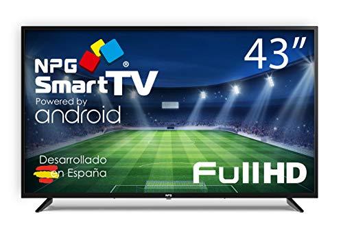 quel est le meilleur tv 43 pouces choix du monde