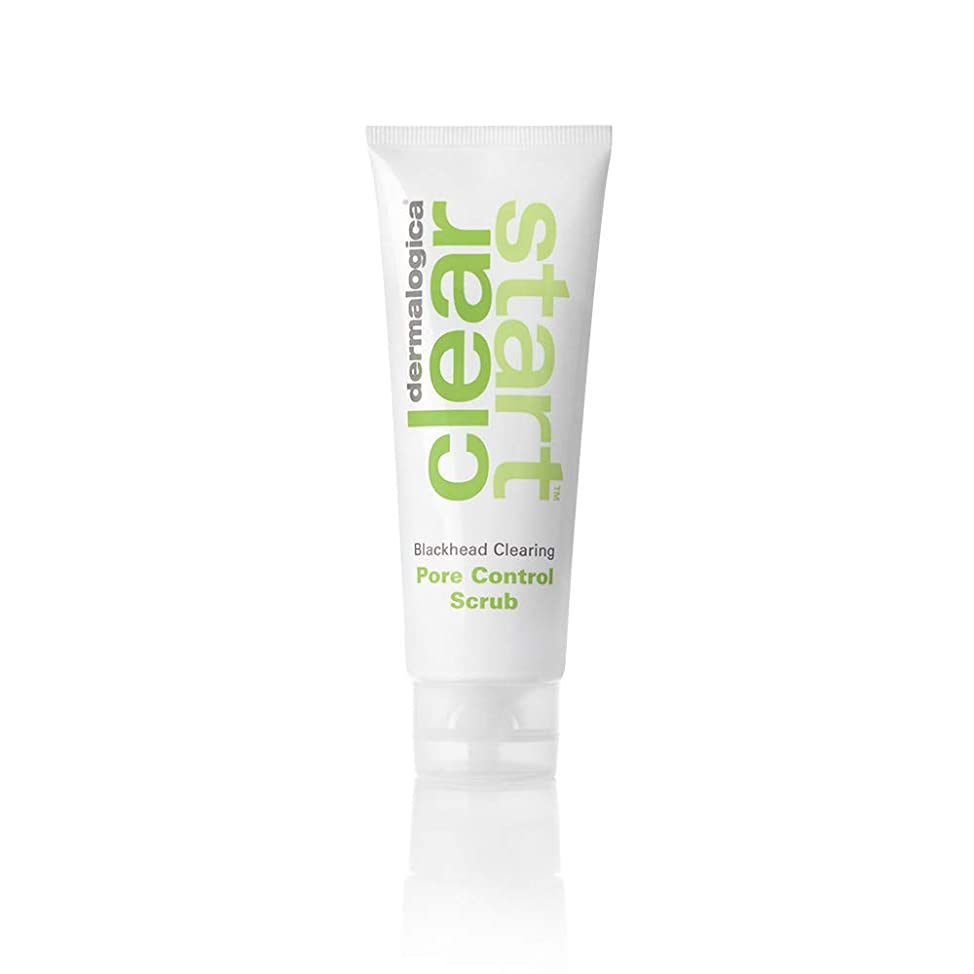 Dermalogica Clear Start Blackhead Clearing Pore Control Scrub, 2.5 Ounce