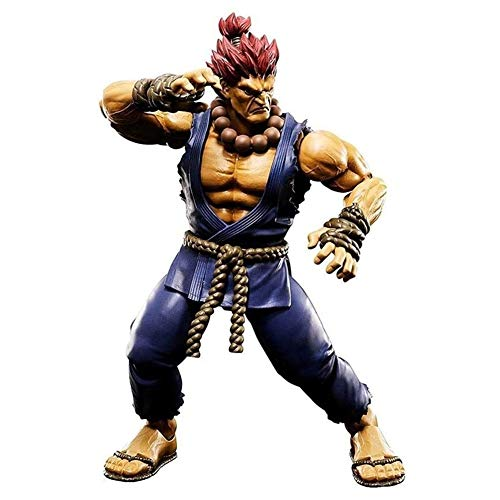 Street Fighter Anime Action Figure Gouki/Akuma PVC Figures Collectible Model Character Statue Toys Desktop Ornaments