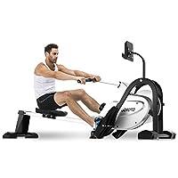 JOROTO ローイングマシーン 折り畳み可能 有酸素運動 トレーニング 家庭用 ダイエット 全身運動 筋力アップ