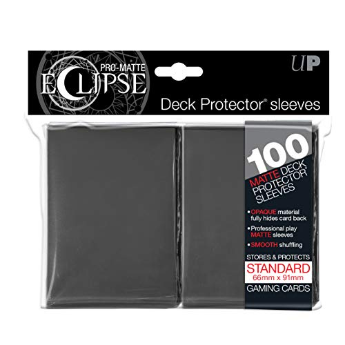 60 Deck Protector Sleeves Ultra Pro YuGiOh PRO MATTE SMALL RED Rosso Bustine Pro