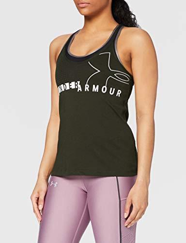 Under Armour Graphic Fashion WM Logo Camiseta Mujer