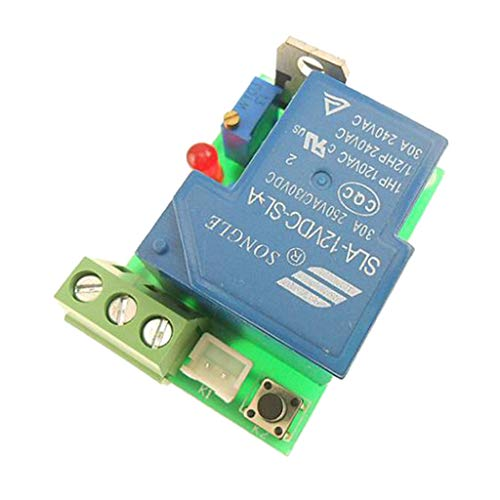 H HILABEE YX1476 12V DC Voltage Detektion Charging Entlastung Monitor Test Schalter Control Board Modul